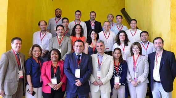 Huelva participa en Colombia en un taller de gestión local sobre drogas e integración social