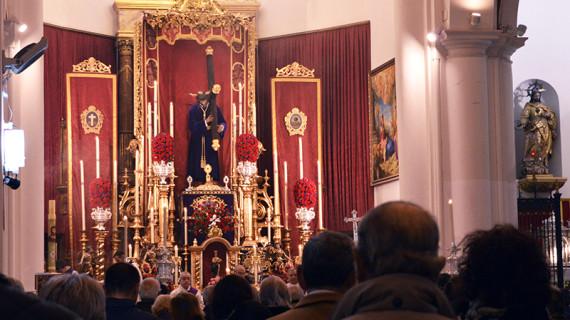 Buena Muerte y Nazareno celebran los últimos quinarios de la Cuaresma