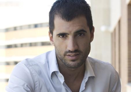 David Herrero, del teatro a la pantalla con 'Allí Abajo' o 'La voz dormida'
