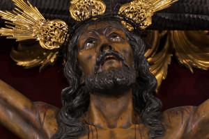 El Santísimo Cristo de la Expiración es obra de Ramón Chaveli
