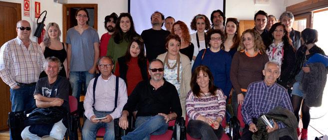 Encuentro de poetas y músicos en el Molino del Pintado de Ayamonte