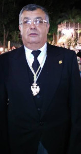 Francisco Javier Márquez es el hermano mayor de La Salud.