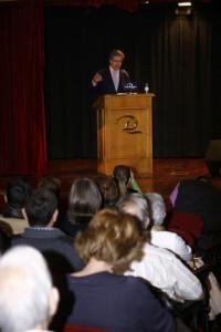 Conferencia sobre Flamencos y Taurinos en Zamora.