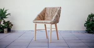 La silla 'LaFresca'.