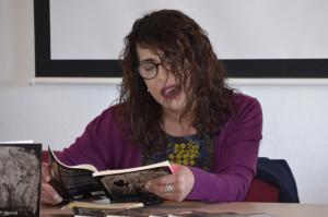 Lectura de María Luisa Domínguez.