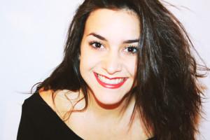 La joven cantante onubense Marta Soto.