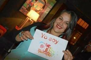 Natividad Cano es una chica muy solidaria.