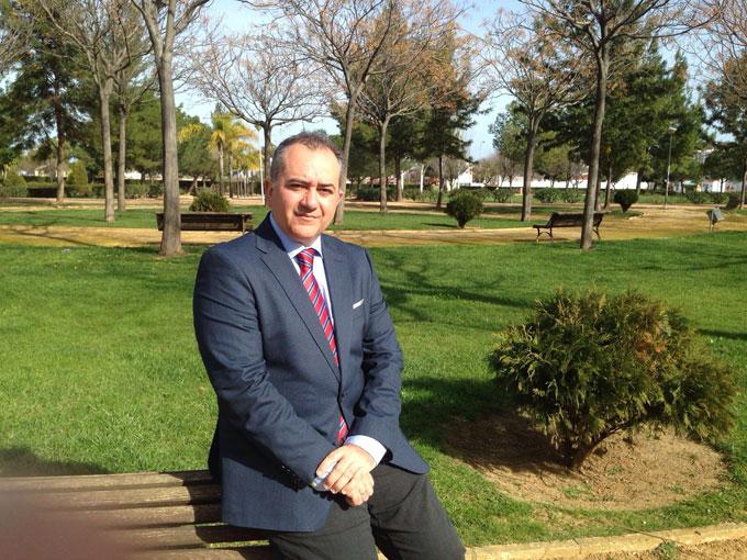 Norberto Javier, nuevo director de Canal Sur en Huelva