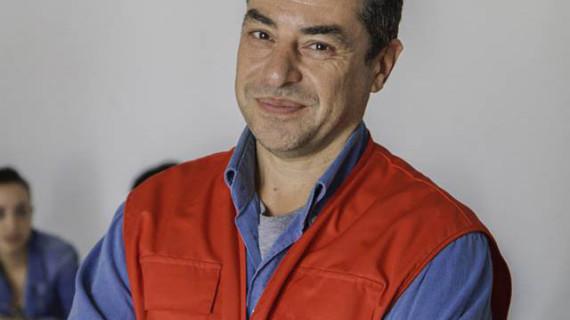 """Francisco Javier Gutiérrez: """"Ser voluntario es mi manera de contribuir a dejar un mundo mejor"""""""