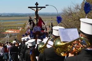 La AM Santa Cruz acompañará un año más el caminar de la Hermandad del Perdón