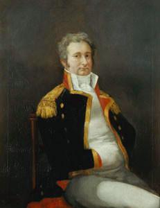 Retrato de José de Vargas Ponce realizado por Goya.