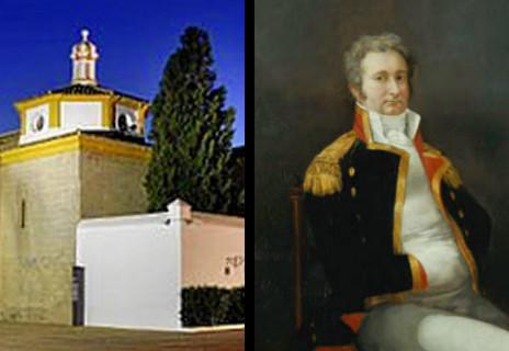 El olvidado marino gaditano José de Vargas Ponce, el verdadero descubridor de los Lugares Colombinos como enclave turístico