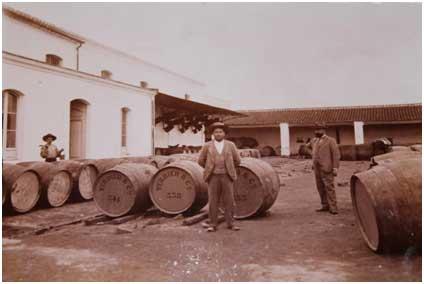Los Verdier en Huelva: El origen de un apellido unido a la tradición vinícola