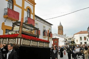 Procesión del Viernes Santo.