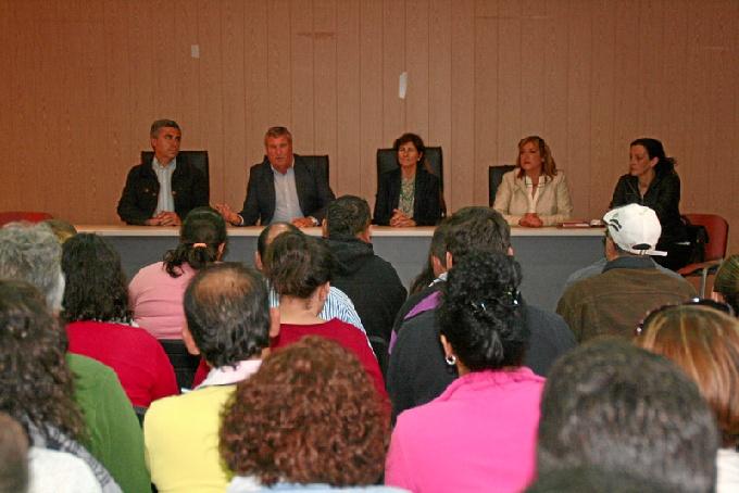 Consistorio y Cooperativa trabajan de la mano para impulsar el empleo local.