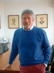 Gonzalo García Domínguez es el presidente del Colegio Oficial de Enfermería de Huelva.