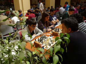 Imagen de la competición de 2014.