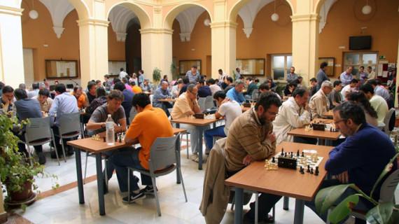 El Campus de La Merced reunirá a más de 100 jugadores en el IX Abierto de Ajedrez