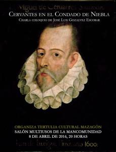 Conferencia sobre Cervantes.