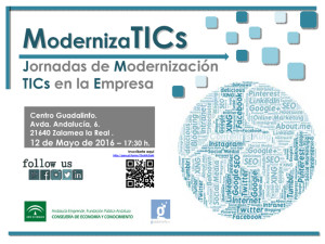Jornadas sobre TIC en Zalamea.