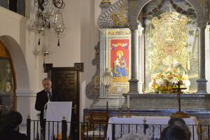 Juan Ferrer inauguró la muestra que se desarrollará durante los días 7, 8 y 9