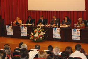 Inauguración del Congreso de Salud Mental.