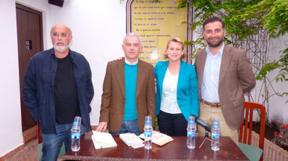 Diego Ropero-Regidor presenta su nuevo libro en los Miércoles Literarios