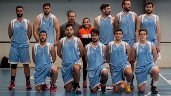 La UHU, subcampeona de Andalucía en Baloncesto Masculino