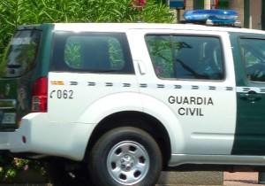 La Guardia Civil esclarece un nuevo caso de delincuencia.