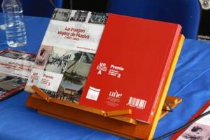 Portada del libro. / Foto: José Rodríguez.