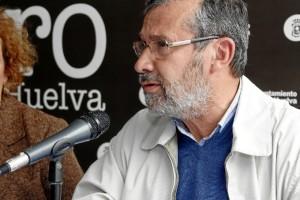 Rafael Terán, en el acto. / Foto: José Rodríguez.