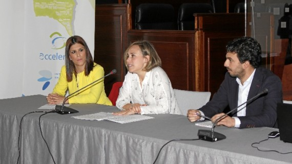 Nueve municipios onubenses se comprometen con la gestión eficiente de las instalaciones de alumbrado público