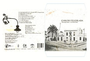 Imagen de la portada y la contraportada del disco.