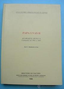 Uno de los estudios sobre Papa Uvas que han sido publicado.