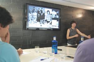 La onubense colabora con la Asociación Andaluza de Coolhunting.