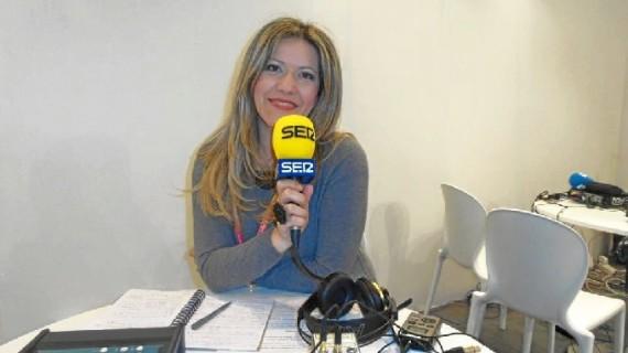 Ana Gil, pregonera de la Semana Náutica Internacional Colombina