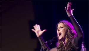 La artista actuará en Las Tendillas.