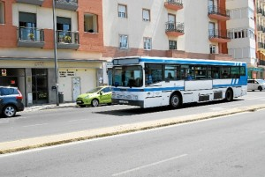 Autobuses gratis.