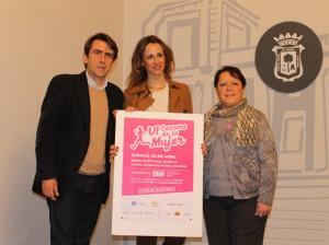 Presentación de la Carrera de la Mujer de Huelva.