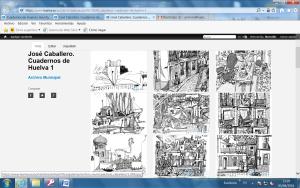 Página web donde ver los cuadernos.