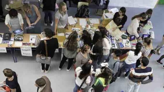 Cientos de estudiantes muestran su interés por estancias en Europa a través del Programa Erasmus