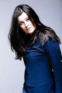La escritora onubense Laura Cárdenas.