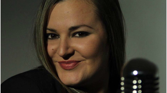 La onubense Maile Navarro, ex concursante de 'Se llama copla', saca su primer disco 'Mi sentir'