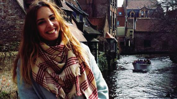 Marina Gago, una onubense que trabaja en la Embajada de España en Bélgica, cuenta cómo vivió los atentados de Bruselas