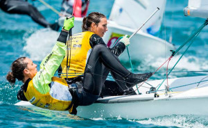 Marta Garrido sumó experiencia en Mallorca.