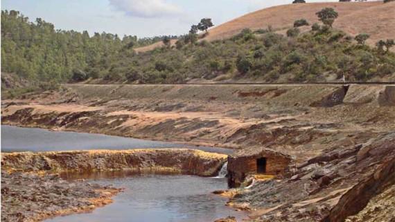 Los molinos harineros del río Tinto a su paso por Villarrasa, La Palma y Paterna