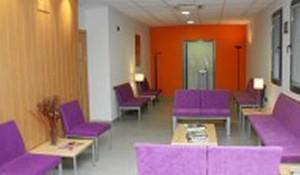Cedico dispone de tres salas de esperas independientes y perfectamente acondicionadas