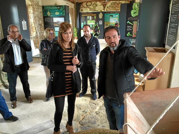 El Molino del Pintado, la mayor molienda de la provincia de Huelva