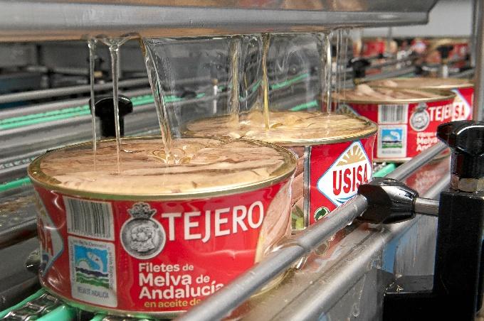 En la producción de los productos solo utilizan pescado, aceite de oliva o de girasol y sal.