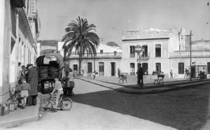 Una imagen de la Plaza Niña para el recuerdo. / Foto cedida por Diego Lopa.